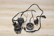 honda cr125 cdi ignition 90 91 1991 cr125 cr125r oem stator ignition coil cdi flywheel rotor wire harness