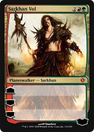 The Year Of Living Changerously Magic The Gathering