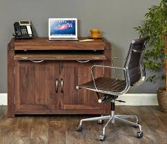 atlas oak hidden home office. Hidden Home Office Desk Walnut Hampton White Painted Furniture Computer Hideaway Atlas Oak