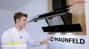 Наклонная кухонная <b>вытяжка MAUNFELD Manchester Light</b> 90 ...