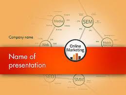 Digital Marketing Powerpoint Template Backgrounds 11634