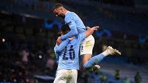 Manchester City 2-0 PSG (4-1 agg), result, goals, summary: Champions League  - AS.com