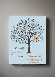 on personalised wall art family tree with family tree room decor personalized family tree canvas art