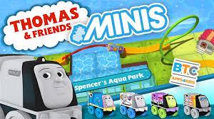 <b>Thomas & Friends</b> Minis [Spencers Aqua Park + Hiro's <b>Electric</b> ...