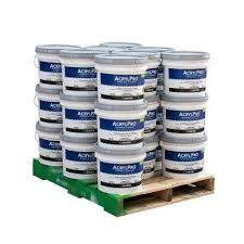 acrylpro 3 1 2 gal ceramic tile adhesive 24 buckets pallet