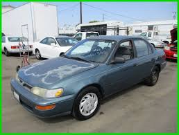 Awesome Toyota Corolla 2017: Toyota Corolla DX 1992 model car for ...