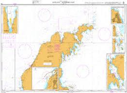 Ba Chart 798 Gotland Northern Part