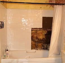 bathroom tile mold drywall behind shower tile clean bathroom tile grout mold