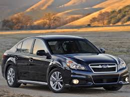 The 2013 Subaru Legacy is an overlooked gem in the mid-size sedan ...