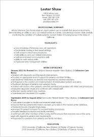 Icu Rn Resume Sample Resume Sample Nurse Resume Throughout Keyword