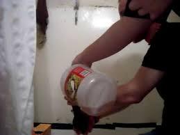baking soda vinegar bong