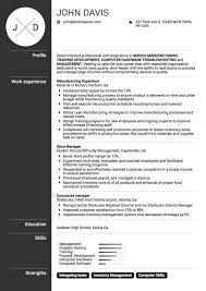 Printable Google Resume Sample Guide | Resume Template