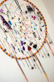 Where To Buy Dream Catcher Hoops hula hoop dream catcher necklace and earring holder At this price 18