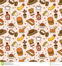 food wallpaper tumblr iphone. Fine Wallpaper 1300x1388 Seamless Fast Food Pattern Royalty Free Stock Photos  Image  16469568 To Wallpaper Tumblr Iphone N
