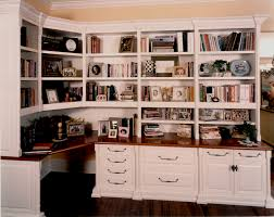 Wall Units, White Bookcase Wall Unit Wall Bookcase Ikea Arched Bookshelf  With Work Desk In