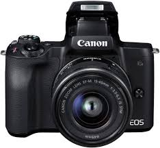 Системный <b>фотоаппарат Canon EOS M50</b> EF-M15-45 IS STM Kit ...