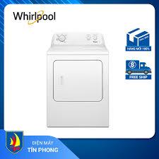 Máy sấy quần áo 15kg Whirlpool 3LWED4705FW