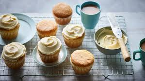Vegan Vanilla Cupcakes Recipe Bbc Food