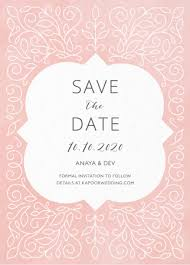 Blank Save The Date Cards Custom Save The Dates Mailed For You Postable