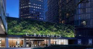 C. Baldwin, Curio Collection by Hilton - Downtown Houston Hotel