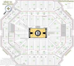 Nassau Coliseum Seating Chart With Seat Numbers