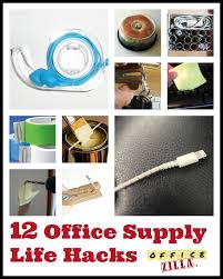 office hack. 12 Office Supply Life Hacks Hack T