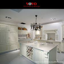 White Oak Wood Kitchen Cabinet With Island In Kitchen Cabinets From