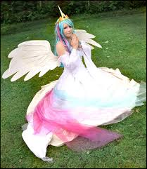Pony Costume Ideas My Little Pony Princess Celestia Costume I Really Love This Whole