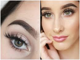 natural y prom makeup