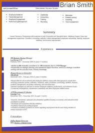 8 9 Best Resume Format 2016 Resumetablet