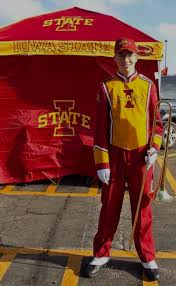 Aaron Still: From a Raider to a Cyclone • College of Engineering News •  Iowa State University