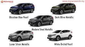 Honda Crv Colors. Fabulous New Honda Crv Lx Automatic With Honda ...