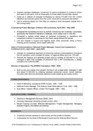Examples Of Resumes Resume Sample Skills With Pertaining To 89