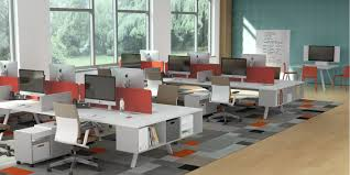 office configurations. Watson Tonic Collaborative Office Space, Open Design Configurations D