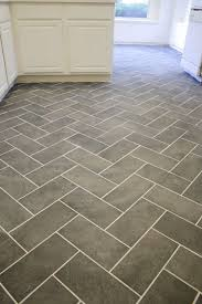 Kitchen Floor Tile Patterns Fascinating For The Love Of Herringbone Home Pinterest Mudroom Laundry