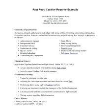 Cashier On Resume New Cashier Resume Example Sample Template 48 Free Word Excel Of Duties