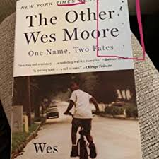 The Other Wes Moore One Name Two Fates Kindle Edition By