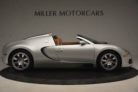 2010 bugatti veyron villa d'este edition. Pre Owned 2010 Bugatti Veyron 16 4 Grand Sport For Sale Miller Motorcars Stock 7661c