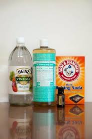 vinegar lime fought successfully clean porcelain tiles how to make with home remes