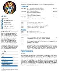 Create Curriculum Vitae Stunning Sharelatex Cv Template Funfpandroidco