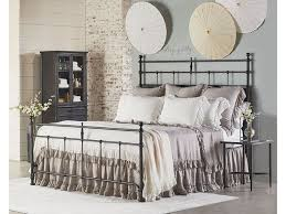 Magnolia Home by Joanna Gaines Bedroom Trellis Bed 5 0 T