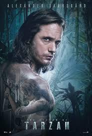 The Legend Of Tarzan Fan Poster - MOVIE TRAILERS- Photo ...
