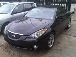 Toyota Solara 2005 Model Convertible For Sale - Autos - Nigeria