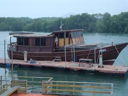 48 Thailand Houseboat For Sale | Think Yachts Asia - Yacht Brokerage &  Consulting