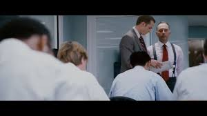 in the pursuit of happyness the intern is seen submitting his  detailin