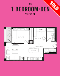 1 Bedroom Plus Den Meaning Ideas Thereachmux Org