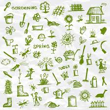 Small Picture 21398 Garden Tools Cliparts Stock Vector And Royalty Free Garden