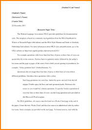 mla paper toreto co format essay example examples nuvolexa  examples of mla essays toreto co format essay example pdf sample research paper mla format for