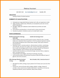 11 Medical Assistant Resume Templates New Hope Stream Wood