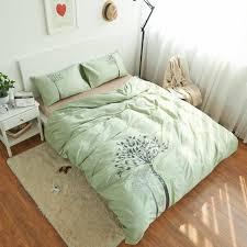 light green comforter set light green comforter set 100 cottontree bedding set bed sheet light